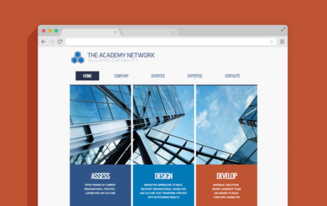 for The Academy Network - www.theacademynetwork.com
